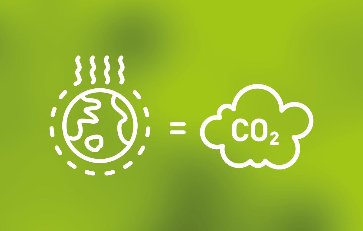 CO2 Äquivalente werden kompensiert von KUNK