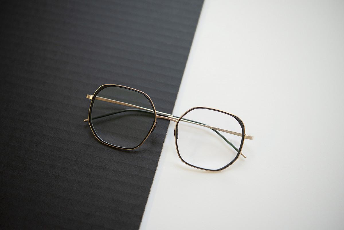 Götti Brille aus Titan